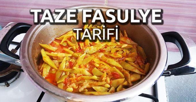 Taze-Fasulye-Tarifi